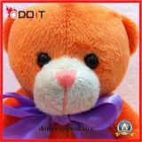 주문 장난감 곰 실크 장난감 곰 견면 벨벳에 의하여 채워지는 장난감 곰