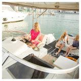 ' Le bateau de pêche luxueux de la fibre de verre 30 Hangtong Usine-Dirigent