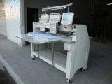 Commerical 2 Farben-Stickerei-Maschine des Kopf-12 für Schutzkappen-Stickerei
