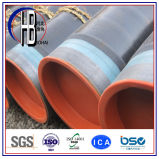 Überzogenes Antiüberzogenes Rohr der API-5L Ölpipeline-3PE/Fbe der korrosions-Pipe/3PE/rostfester Stahl 3PE