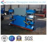 Double machine de vulcanisation en caoutchouc automatique