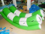 상업 급료 PVC 팽창식 물 흔들리기 팽창식 뜨 물 시소