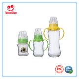 Bottiglie di alimentazione di vetro del collo standard migliori per i bambini d'alimentazione