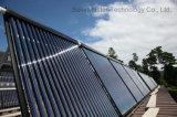 10年の保証のガラス管のヒートパイプのソーラーコレクタ(EN12975)