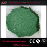 Materiale refrattario verde abrasivo del silicone