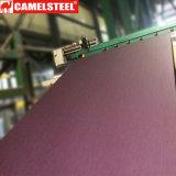 Alta calidad/bobinas cubiertas color prepintadas arruga/en frío del acero de Matt
