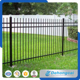 Concise Residential Security Wrought Iron Fence (dhwallfence-3)