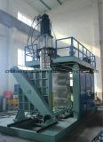 máquina del moldeo por insuflación de aire comprimido de la protuberancia del tanque de agua del HDPE 500L
