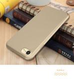 工場iPhone 7、7プラスのSamsungのためのOEMによってめっきされるTPU携帯電話の箱