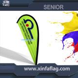 Ausstellungsstand-Markierungsfahnen-Fahne/Qualitäts-Strand-Markierungsfahne