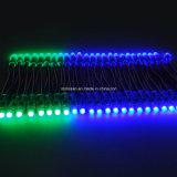 2801 RGB Franja de luz LED individualmente direccionables 32 LEDs / M