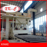 Stahlplatte Whosale Granaliengebläse-Reinigungs-Gerät
