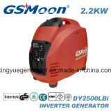 generatore silenzioso eccellente compatto della benzina dell'invertitore 2.2kVA con approvazione