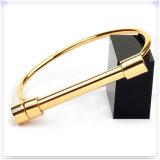 Bracelet en cristal d'acier inoxydable de bijou de bijou de mode (BR582)