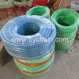 Resistente y flexible de fibra suave Manguera trenzada de PVC