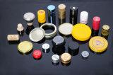 Plastica e Metal Cap per Bottle e Jar Seal