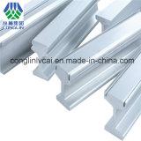 Perfil de alumínio do trilho do condutor