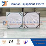 Nueva Dazhang Rpp placa de filtro de alta presión de membrana de 2017