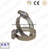 American Type Acier inoxydable Tuyau de serrage / Collier de tuyaux / Fixation de tuyaux
