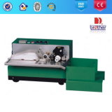 Solid chaud Ink Roll Code Printing Machine pour Paper, Card, Label