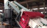 Línea de dos fases máquina de reciclaje plástica de la granulación de Purui