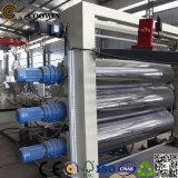 Plastique en bois machine en plastique de WPC traité et double/de Jumeau-Vis vis de modèle d'extrudeuse