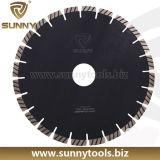 Солнечное лезвие алмазной пилы для обрабатывать камня (SY-DSB-003)