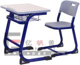 Single réglable Table et Chair pour School Student