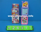 Hot Selling Toys Musical Mobile Phone (926513)