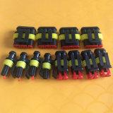 Fiches automobiles du système de d'éclairage de connecteur de Superseal Pin