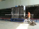 Lavatrice di vetro verticale del vetro piano della lavatrice dello strato