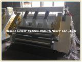 Máquina acanalada automática superventas del solo Facer del cartón