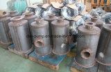 Filtre à vide d'orifice d'admission de pompe de piston rotatoire