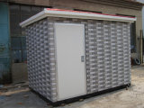 Sottostazione a forma di scatola europea del trasformatore di potere per l'alimentazione elettrica