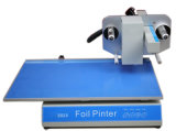 Машина планшетной горячей фольги Fp-8025 штемпелюя, горячий принтер фольги