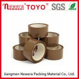 Cinta da alta temperatura oscura de Brown Polyimide de la cinta profesional del embalaje de la cinta del paquete del fabricante