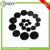 장거리 빨 수 있는 아BS 동전 단추 모양 세탁물 RFID 꼬리표