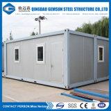 Het lichte Type Geprefabriceerde Modulaire Plattelandshuisje van de Container van het Staal