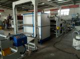 産業熱い溶解の付着力のスポンジか紙テープコーティングの薄板になる機械