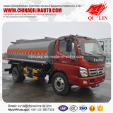 Carro de petrolero de acero del combustible de Q235-a para el cargamento del diesel/de la gasolina
