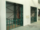 Protecting Netの最もよいPrice Hydraulic Cargo Lift