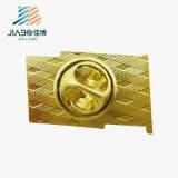 Pin in lega di zinco della bandierina dell'oro del metallo del Vietnam dello smalto dei prodotti caldi