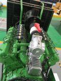 Geradores industriais do gerador do gás da base de carvão de China Lvhuan 1800rpm 200kw do alternador de Stamford