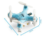 새로운 소형 고품질 Uav 2.4GHz 4CH RC 전기 Quadcopter