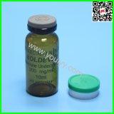 Le bottiglie di vetro ambrate comerciano