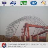 Costruzione di blocco per grafici dello spazio di struttura d'acciaio