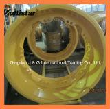 [أتر] فولاذ يحفّف عجلة 49-19.5/4.0 [كومتسو] 785-7 عجلة [دومب تروك] عجلة