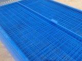 6FT x 10FTの網50mm x 100mm x 3.5mm Canadanの構築の防御フェンスのパネル