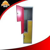 Z schreiben Tür-Schließfach des Stahl-zwei