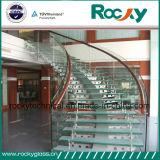 Vetro Tempered libero roccioso della fabbrica 10mm della Cina per il vetro della costruzione